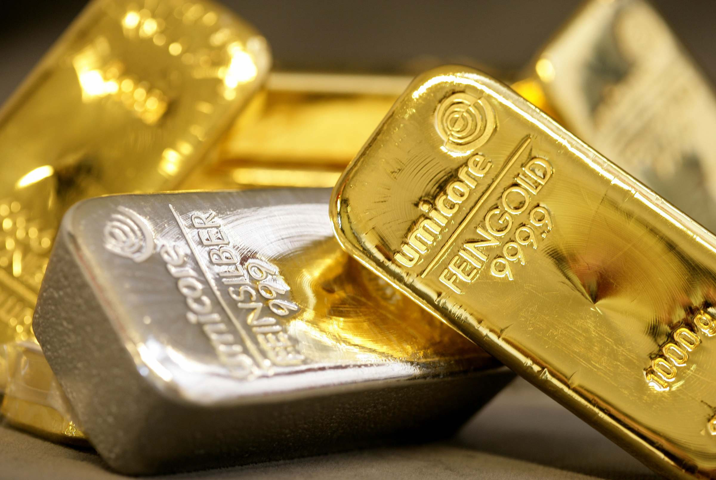 Silver & Gold Bullion Investments 1