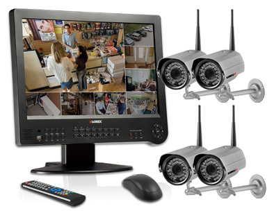 wireless security system 2